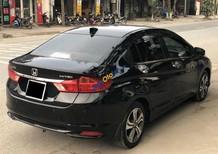 Bán xe Honda City 1.5 AT năm 2017, màu đen