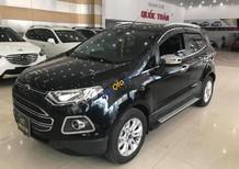 Bán xe Ford EcoSport Titanium 1.5L AT sản xuất năm 2014, màu đen