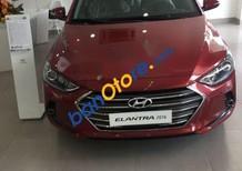 Bán Hyundai Elantra sản xuất 2018, màu đỏ, giá cạnh tranh