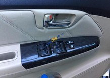 Bán Toyota Fortuner 2.7V 4x2 AT đời 2015, màu bạc
