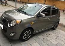 Chính chủ bán Kia Morning SLX 1.0 AT 2010, màu xám, nhập khẩu