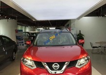 Bán xe Nissan X trail 2.5 SV 4WD Premium sản xuất 2017, màu đỏ, giá chỉ 986 triệu