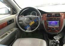 Cần bán xe Daewoo Lacetti đời 2009, màu đen xe gia đình giá cạnh tranh