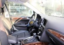 Bán Audi Q5 2016, màu trắng, xe nhập
