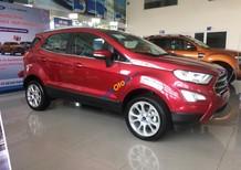 Ford EcoSport Titanium đời 2018, màu đỏ, 648 triệu tại Phú Thọ