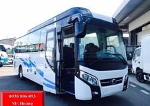 Dòng xe thaco tb85s 34 chỗ động cơ weichai 200w đời 2018.