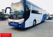 Bán xe thaco bus: dòng xe khách 47 chỗ TB120S đời 2018 phiên bản tiêu chuẩn.
