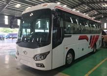 Bán xe 29 chỗ, Thaco TB85S đời 2018, 6 bầu hơi, mới 100%