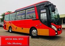 Bán xe khách 29 chỗ, Thaco TB85S, đời 2018 với 6 bầu hơi