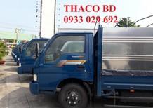 Xe Tải Thaco Kia K165 2.4 tấn mới- Hỗ trợ trả góp Bình Dương- HCM- Đồng Nai