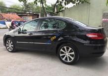 Cần bán Peugeot 408 Premium 2.0 AT năm 2015, màu đen