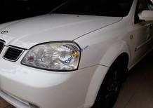 Bán ô tô Daewoo Lacetti đời 2004, màu trắng