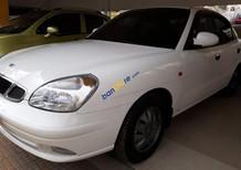 Bán ô tô Daewoo Nubira 2003, màu trắng xe zin