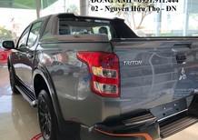 Bán xe Mitsubishi Triton Athelete sản xuất 2018, màu xám (ghi), nhập khẩu nguyên chiếc tại Đà Nẵng