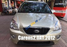 Bán Kia Carens 2.0L, số tự động, màu vàng cát, Sx cuối 2012