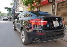 Bán BMW X6 năm sản xuất 2008, màu đen, nhập khẩu