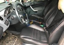 Cần bán lại xe Ford Fiesta sản xuất 2011, màu xám ít sử dụng