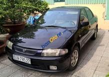Cần bán gấp Mazda 323 đời 1999, màu đen, giá tốt