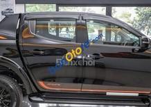 Bán xe Mitsubishi Triton tại Đà Nẵng, màu đen, nhập khẩu, giá chỉ 745 triệu