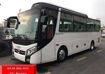 Xe khách 29 chỗ TB85s đời 2018 với 6 bầu hơi