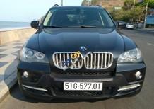 Bán BMW X5 3.0si 2007, màu đen, xe nhập
