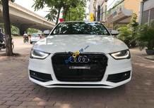 Cần bán Audi A4 1.8 TFSI đời 2015, màu trắng, nhập khẩu nguyên chiếc