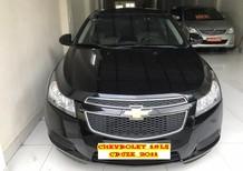 Xe Chevrolet Cruze 1.6 LS 2011, màu đen, 330 triệu