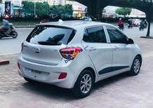 Bán Hyundai Grand i10 1.2 AT đời 2016, màu bạc, nhập khẩu nguyên chiếc