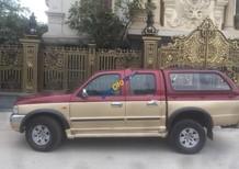 Bán ô tô Ford Ranger XLT 4x4 MT năm 2004, hai màu chính chủ
