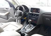 Bán ô tô Audi Q5 2.0 AT sản xuất 2010, màu trắng, nhập khẩu, giá 910tr