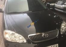 Bán Toyota Corolla Altis 1.8G MT năm 2007, màu đen