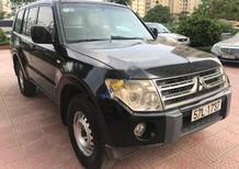 Cần bán xe Mitsubishi Pajero 3.0 sản xuất năm 2008, màu đen, xe nhập