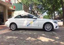 Bán Mercedes C250 2015, màu trắng