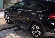 Cần bán ô tô Honda CRV 2.4 AT màu đen SX 2015, giá 850 triệu đồng