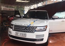 Bán xe LandRover Range rover Supercharged 5.0 sản xuất năm 2013, màu trắng, nhập khẩu nguyên chiếc