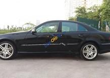 Gia đình bán Mercedes E240 đời 2005, màu đen