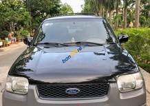 Bán Ford Escape năm sản xuất 2003, màu đen số sàn giá cạnh tranh