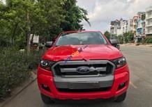 Cần bán lại xe Ford Ranger XLS 2.2L 4x2 AT đời 2017, màu đỏ, nhập khẩu như mới giá cạnh tranh