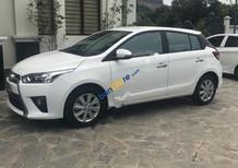 Bán Toyota Yaris G đời 2017, màu trắng, nhập khẩu nguyên chiếc chính chủ