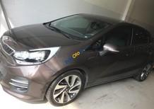 Bán xe Kia Rio 1.4 AT năm sản xuất 2015, màu nâu, nhập khẩu nguyên chiếc