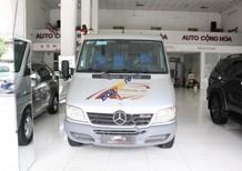 Bán Mercedes 313 ESP năm sản xuất 2011, màu bạc
