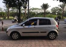 Bán ô tô Hyundai Getz 1.1 MT năm sản xuất 2010, màu bạc, nhập khẩu nguyên chiếc