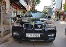 Bán ô tô BMW X6 X6 đời 2008, màu đen, nhập khẩu nguyên chiếc, giá tốt