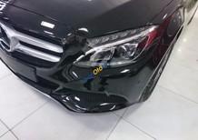 Cần bán xe Mercedes C200 đời 2018, màu đen