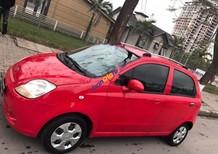 Bán ô tô Chevrolet Spark LT 0.8 AT năm 2009, màu đỏ chính chủ, giá tốt