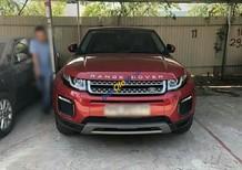 Cần bán xe LandRover Evoque sản xuất 2017, màu đỏ, xe nhập