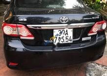 Cần bán gấp Toyota Corolla Altis đời 2011, màu đen còn mới