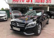 Cần bán lại xe Mercedes C200 sản xuất 2016, màu đen