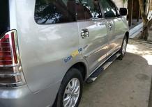Cần bán xe Toyota Innova G đời 2008, màu bạc