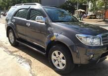 Cần bán xe Toyota Fortuner v sản xuất năm 2009, màu xám
